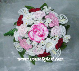 Bouquet Sposa Uncinetto.Nuova Pagina 1