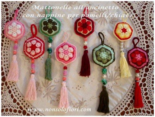 Mattonella fiore africano uncinetto free downloads ▷▷